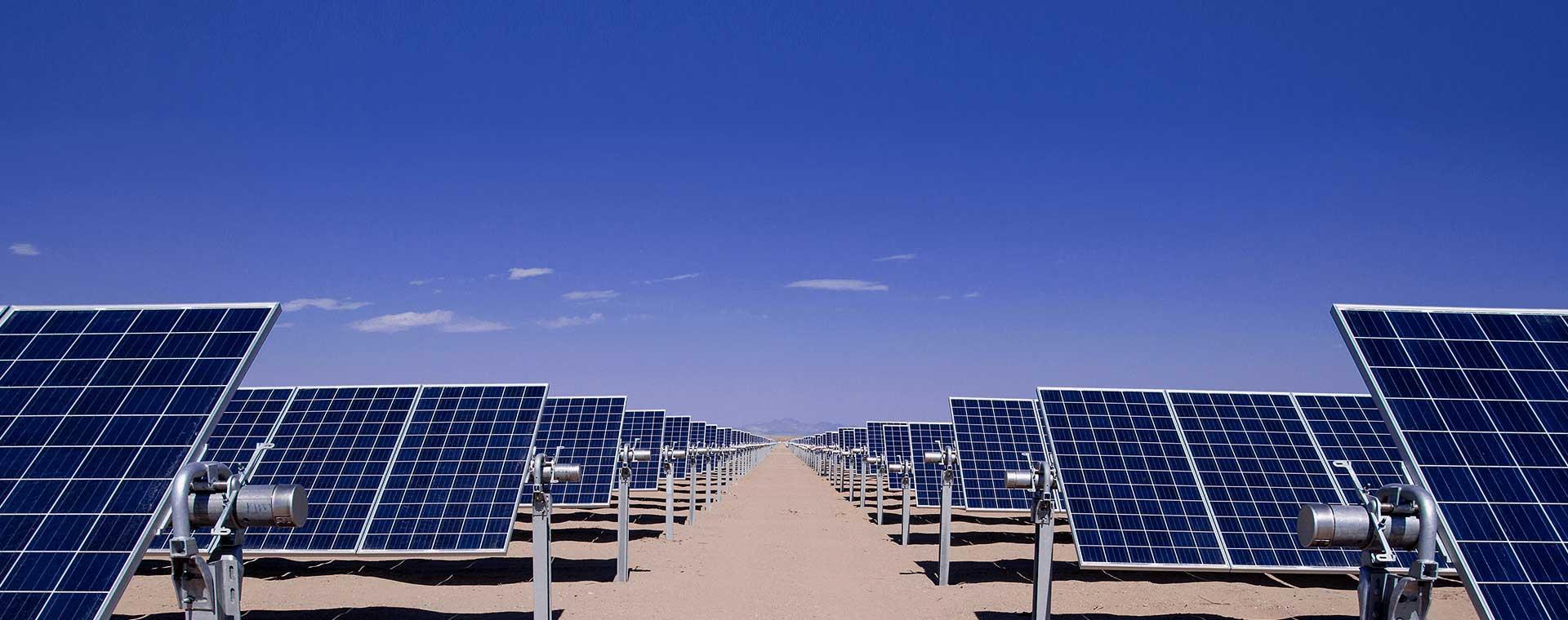 全球太阳能项目总计超50GW